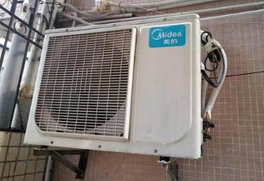 空调室外风机漏电