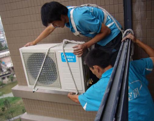 空调移机后制冷效果变差