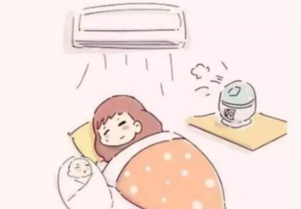 夏天小孩子可以吹空调吗